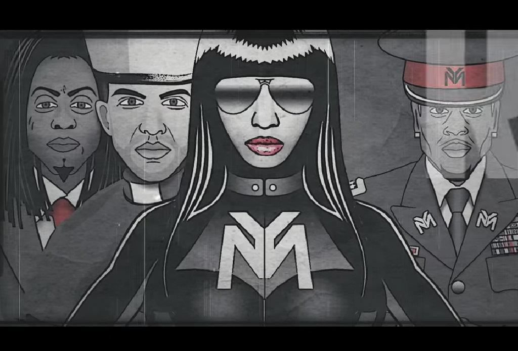 Nicki Minaj se disculpa por las alusiones nazis en el lyric video de su tema 'Only'
