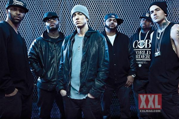 Disfruta 'Shady XV' de Eminem y Shady Records en escucha gratuita