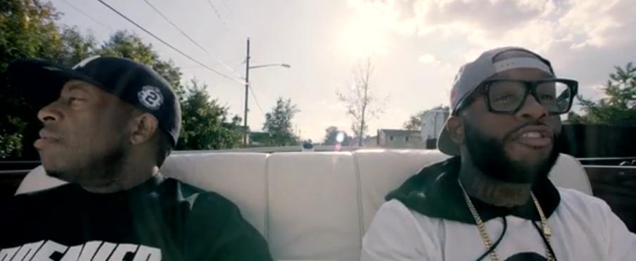 Royce Da 5'9″ and DJ Premier