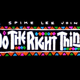 do the right thing articulo