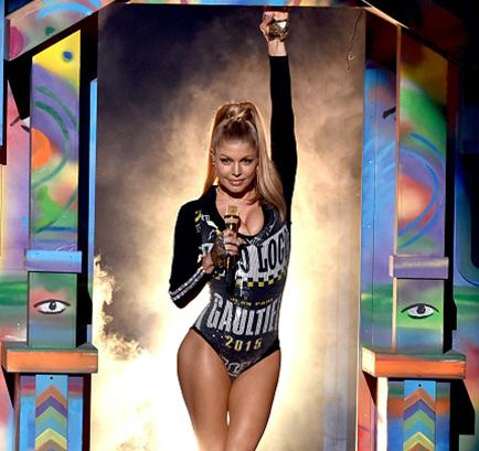 fergie lala love america music awards video