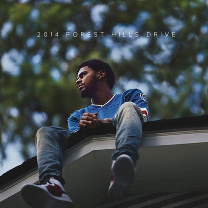 J cole 2014 forest hill drive