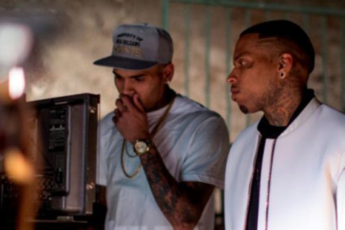 Chris Brown – Love Me No More (feat. Kid Ink)