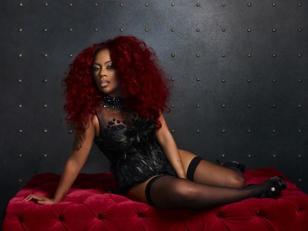 K. Michelle anuncia el tracklist y portada de su nuevo disco, 'Anybody Wanna Buy A Heart'