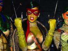 Así fueron disfrazados tus artistas favoritos este Halloween