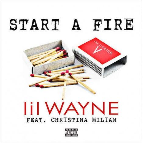 Lil Wayne – Start a Fire (feat. Christina Milian)
