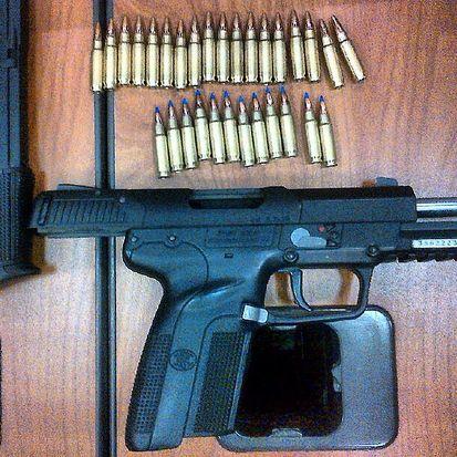 waka flocka firearm - Chequeo mensual: octubre