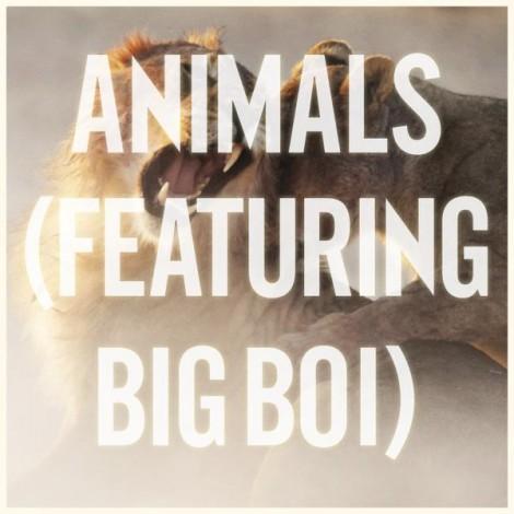 Maroon 5 – Animals (Remix) (feat. Big Boi)