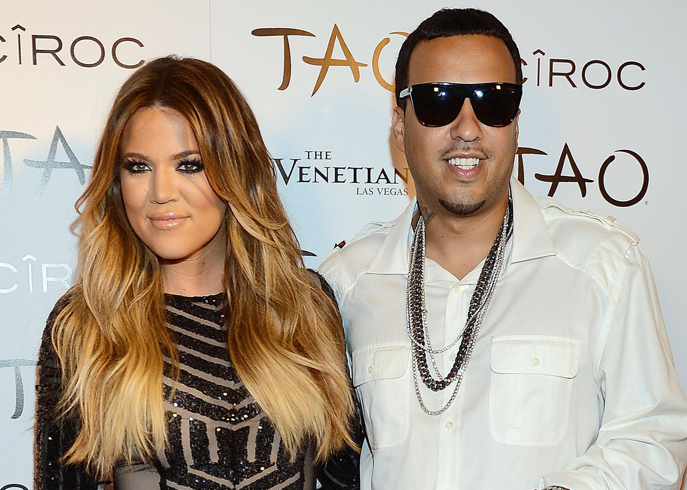 La familia de Khloe Kardashian podría estar presionando para que deje a French Montana