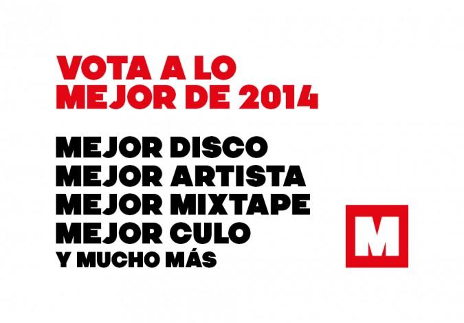 Vota lo mejor del año en los premios The Medizine 2014