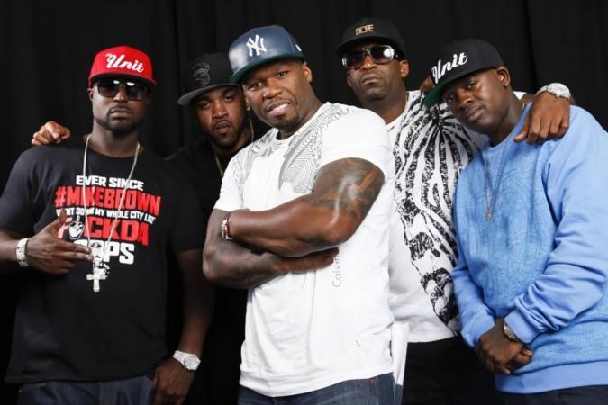50 Cent presenta el tracklist y la portada de 'The Beast Is G-Unit' EP