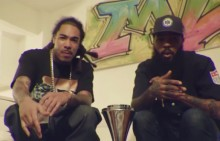Gunplay – Chain Smokin' (feat. Curren$y & Stalley)