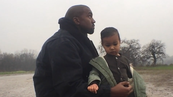 kanye west only one video