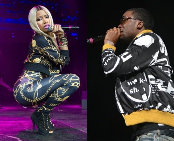 Se confirman los rumores de romance entre Nicki Minaj y Meek Mill