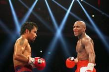 Floyd Mayweather Jr. y Manny Pacquiao se enfrentarán el 2 de mayo