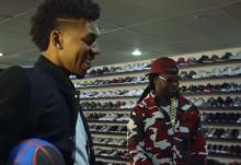 2 Chainz y Nick Young se van a comprar sneakers súper exclusivas