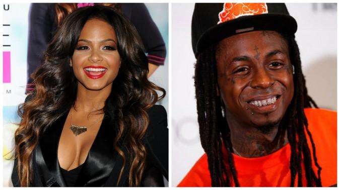 Lil Wayne y Christina Milian vuelven a avivar los rumores de su relación