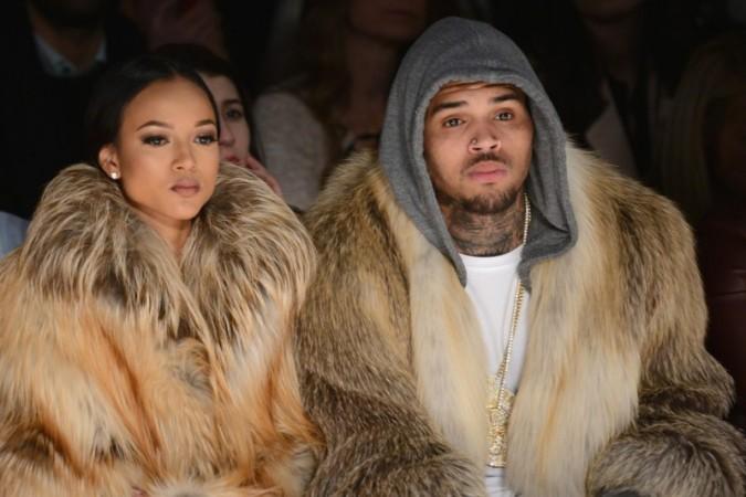 Chris Brown es padre de una niña de 9 meses