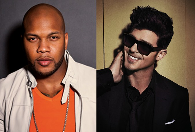 Flo Rida – I Don't Like It, I Love It (Feat. Robin Thicke & Verdine White)