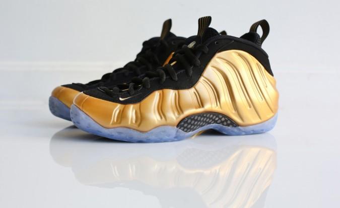 "Las Nike Air Foamposite One ""Metallic Gold"" podrían llegar muy pronto"