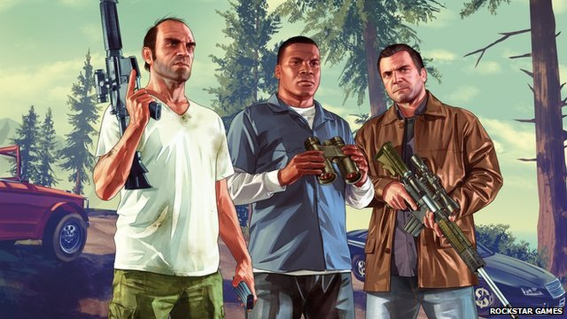 BBC prepara una serie basada en la creación del 'Grand Theft Auto'