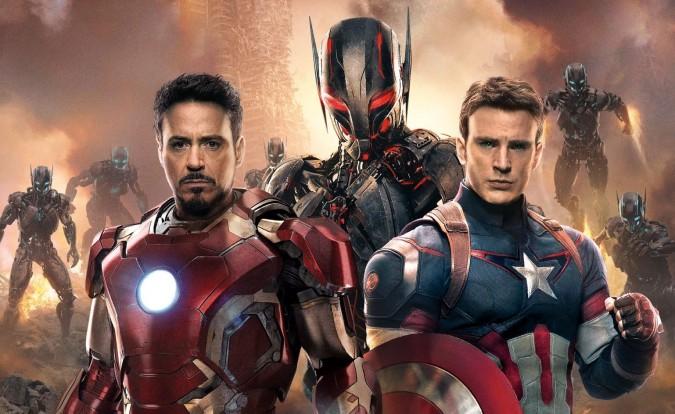 Nuevo tráiler de 'Los Vengadores 2: La Era de Ultrón'