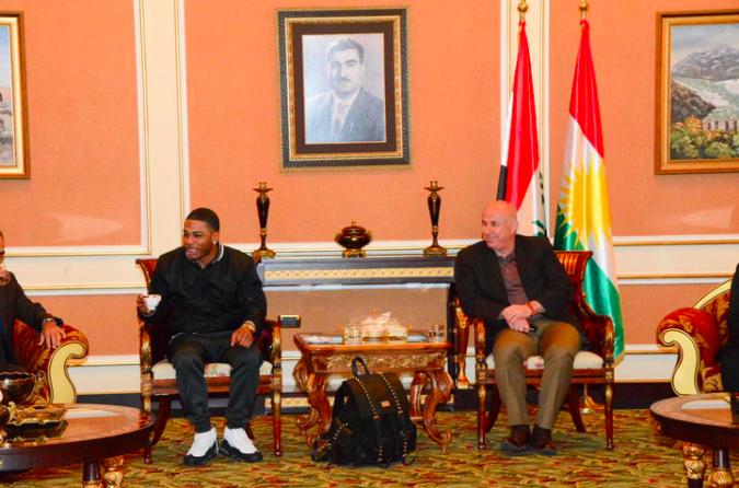 nelly kurdistan