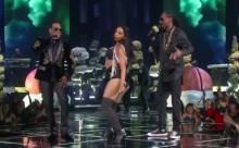 Snoop Dogg lleva el calor a los iHeartRadio Music Awards con 'Peaches N Cream'