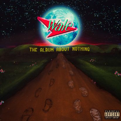 wale the album about nothing cover