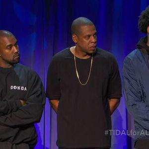 Jay Z – TIDAL Wave (Feat. Kanye West, Rihanna, Madonna, Nicki Minaj, J. Cole, Daft Punk & Beyoncé) [APRIL FOOLS DAY]