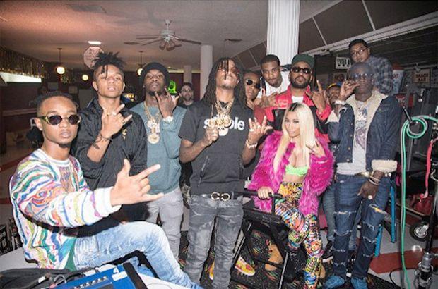 Forbes publica la lista de los «Hip-Hop Cash Princes»