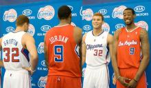 Se filtran imágenes del posible nuevo informe de los Clippers