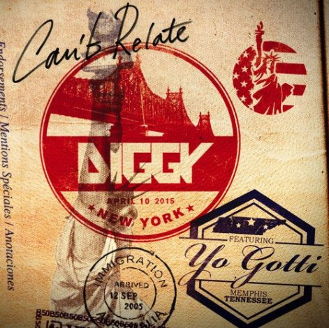 Diggy Simmons – Can't Relate (Feat. Yo Gotti)