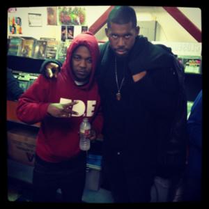 Flying Lotus – Eyes Above (Feat. Kendrick Lamar)