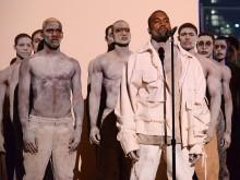 Así fue la actuación de Kanye West en la gala TIME 100