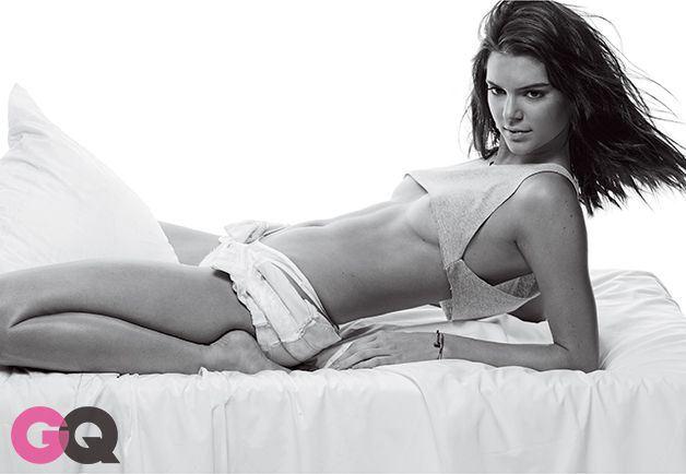 Kendall Jenner Se Desnuda Para Gq