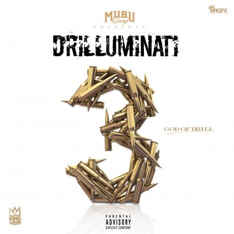 King Louie – Drilluminati 3 (God Of Drill)