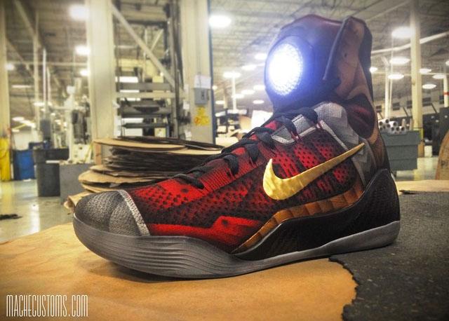 Nike Kobe 9 Elite 'Iron Man'