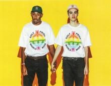 Tyler, The Creator explica la mezcla de símbolos gays y nazis en su camiseta de GOLF