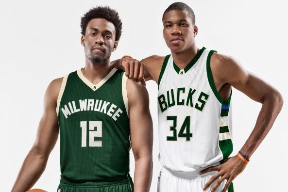 Milwaukee Bucks revela sus uniformes para la próxima temporada