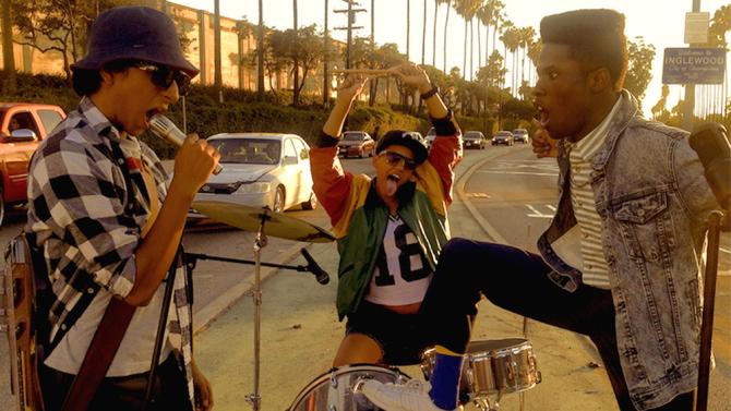 Esta la banda sonora del film 'DOPE', el debut cinematográfico de A$AP Rocky