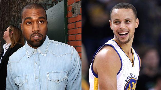 Kanye West quiere convertir a Stephen Curry en el primer atleta 'Yeezy'