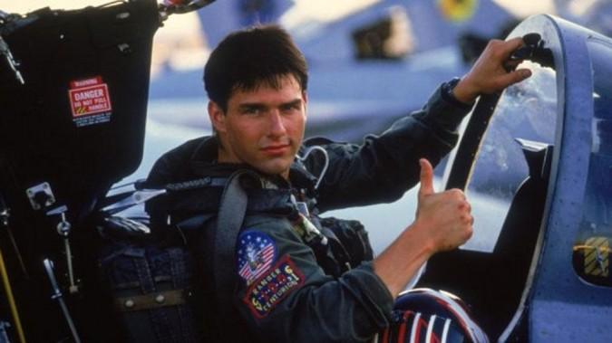 Tom Cruise podría aparecer en la secuela de la película 'Top Gun'