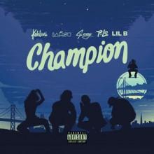 Kehlani, G-Eazy, IAMSU! & Lil B – Champion