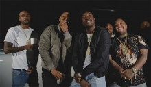 P Reign – Realest In The City (feat. PartyNextDoor & Meek Mill)