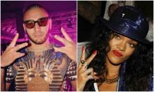 Rihanna y Benzema están oficialmente juntos