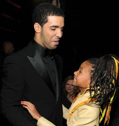 Drake y Willow Smith podrían colaborar para 'Views From The 6'