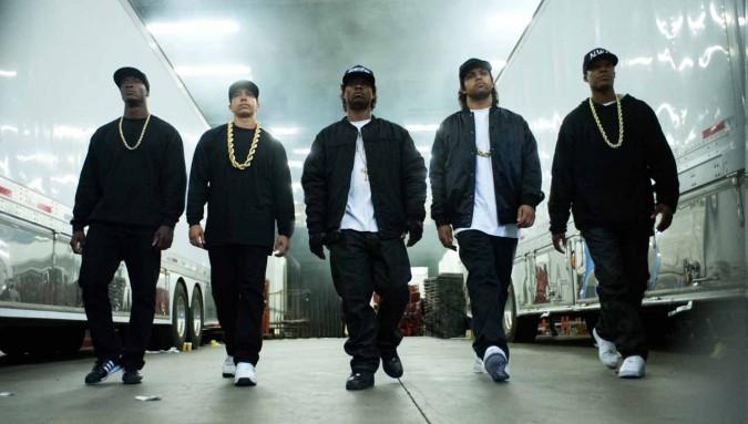 'Straight Outta Compton' recauda 56 millones en su estreno