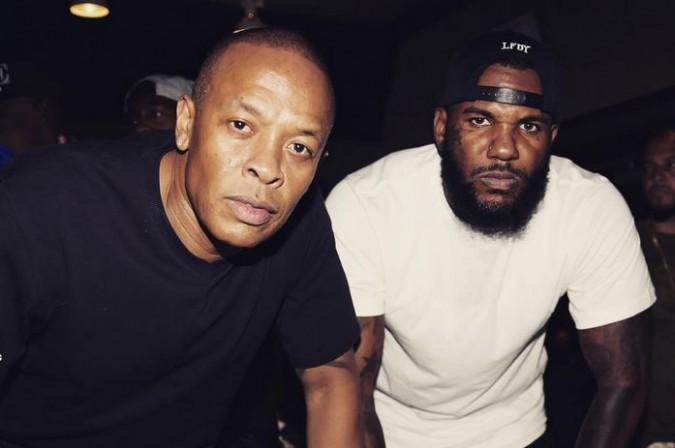 'The Documentary 2' será el mejor álbum de los últimos cinco años según Dr. Dre