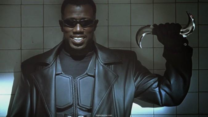 Wesley Snipes podría volver a ser Blade en una nueva película de Marvel